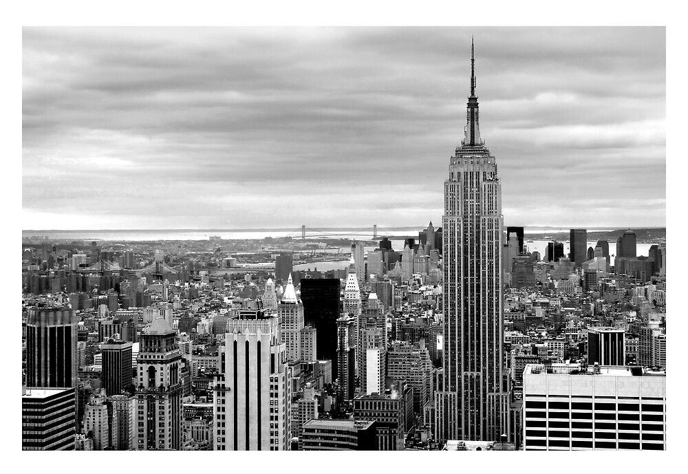 Empire State Building by Xpresso
