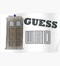 Guess Who? Poster