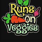 Läuft auf Gemüse von ViralMode