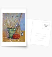 Autumn Bouquet Postcards