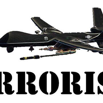 I MQ-9 Terrorists Cutout by LoneSheepdog