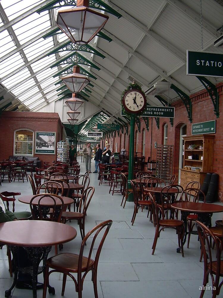 Cobh station by alnina
