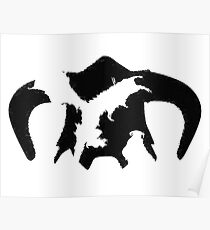 Elder Scrolls V Skyrim Dragonborn Poster