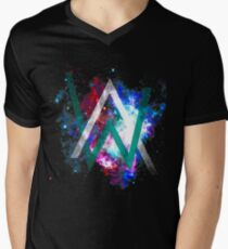 alan walker Men's V-Neck T-Shirt