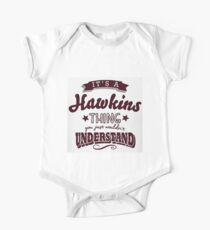 Its a hawkins thing Kids Clothes