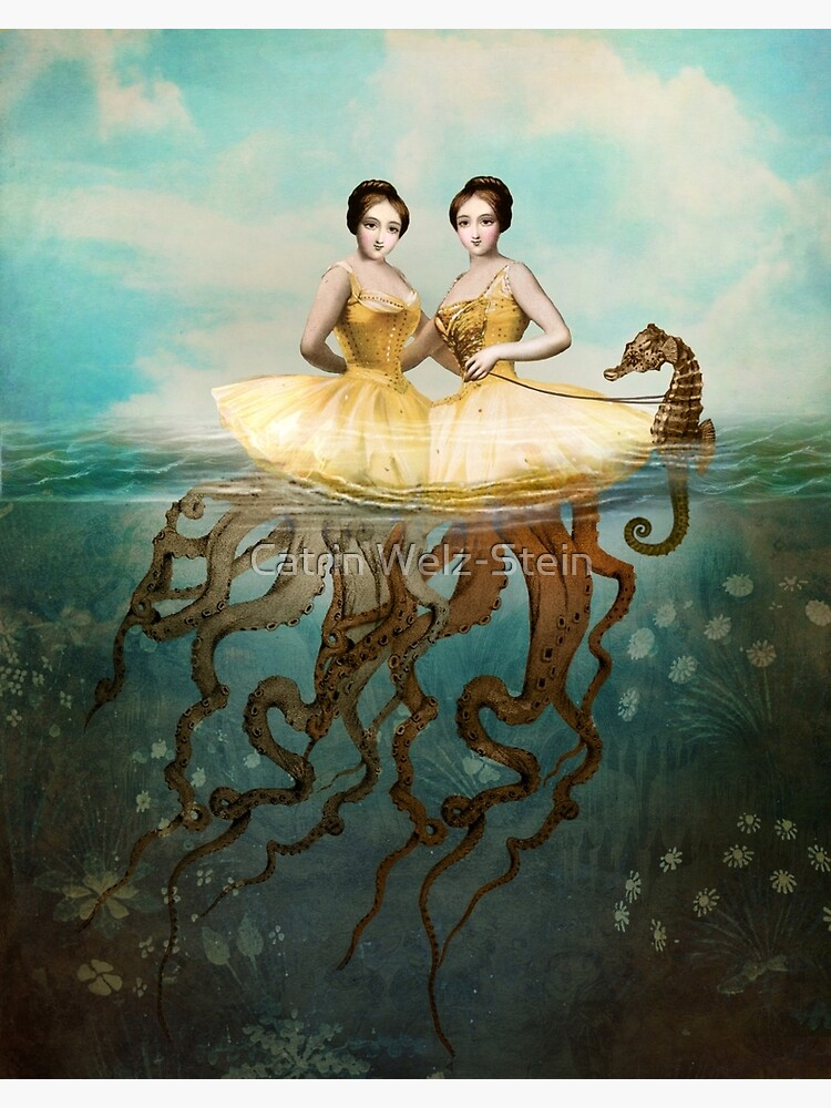 The Sirens by catrinarno