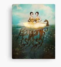 The Sirens Canvas Print