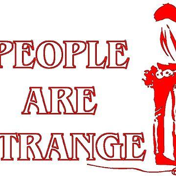 People Are Strange by MorrisonJones27