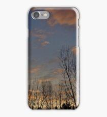 Early Winter Sunrise iPhone Case/Skin