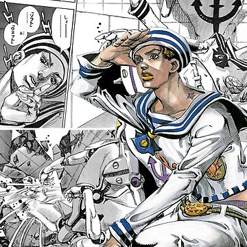 Jojolion Josuke by Shloink