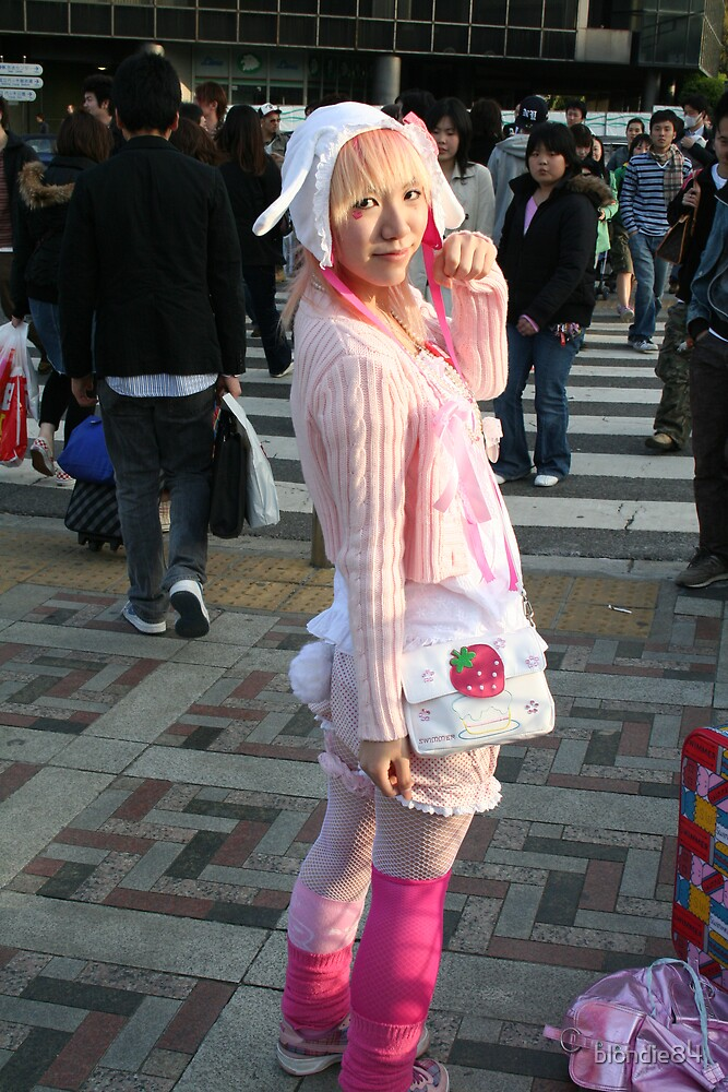 Harajuku Girl by blondie84
