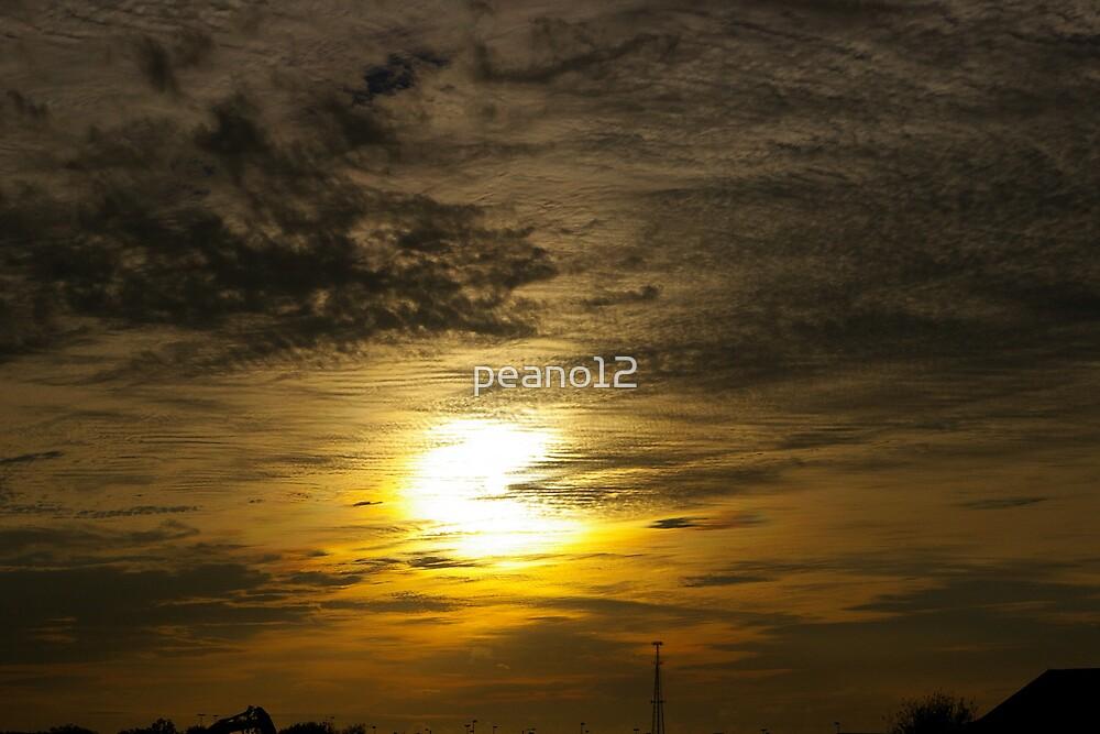 Florida Sunset by peano12