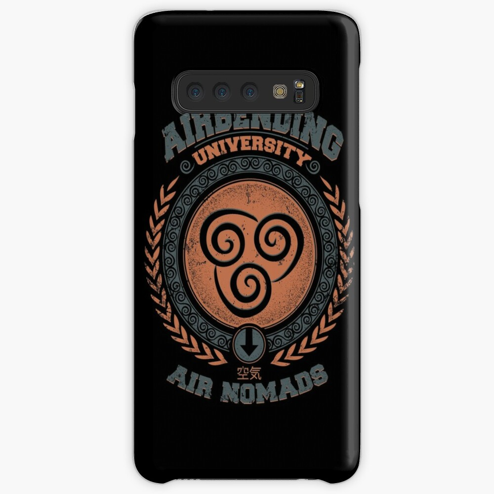 Airbending university Cases & Skins for Samsung Galaxy