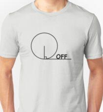 Off on a tangent 2 Unisex T-Shirt