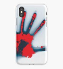 Handprint iPhone Case/Skin