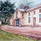 Woolmers Stables by Muriel Sluce by Wendy Dyer