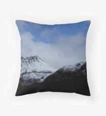 Tasmania Cradle Mt Throw Pillow