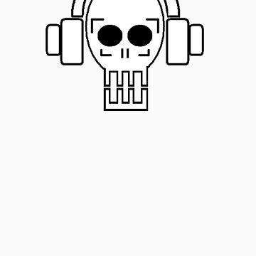 Skull of Rock by rufflesal