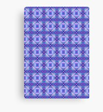Patchwork Water Dragon Scales  Canvas Print
