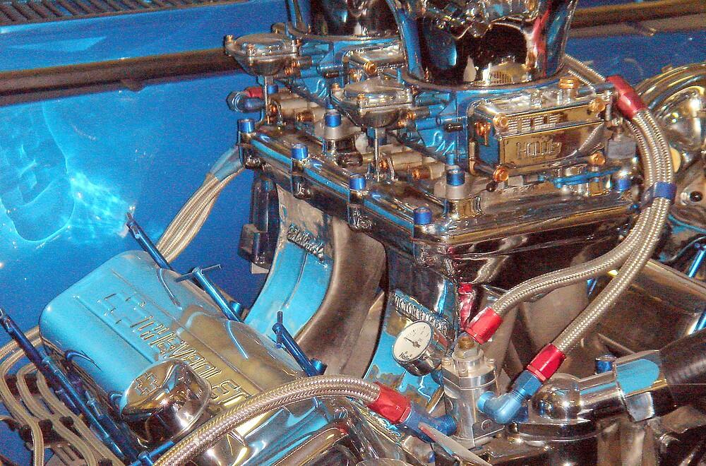 CLASSIC NOVA 60'S ENGINE by sky2007