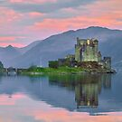 Eilean Donan Castle Sunset by Adam Gormley