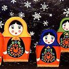 Matryoshka by Anni Morris