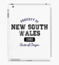 Property of NSW iPad Case/Skin