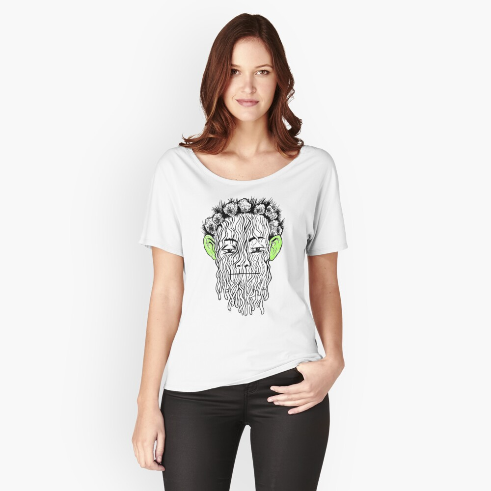 True Detective - Spaghetti Monster Women's Relaxed Fit T-Shirt Front