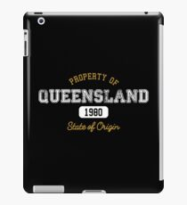 Property of QLD iPad Case/Skin