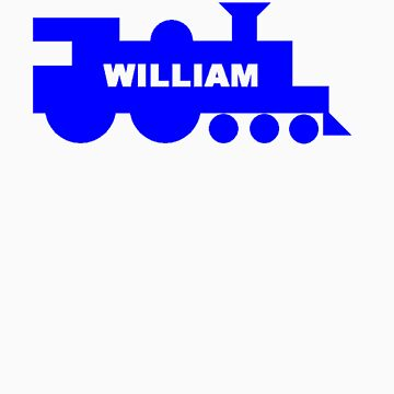 CHOOCHOOTRAINTEE for zee1's nephew William by rufflesal