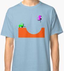 Forky Skate Bowl Classic T-Shirt