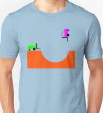 Forky Skate Bowl Unisex T-Shirt