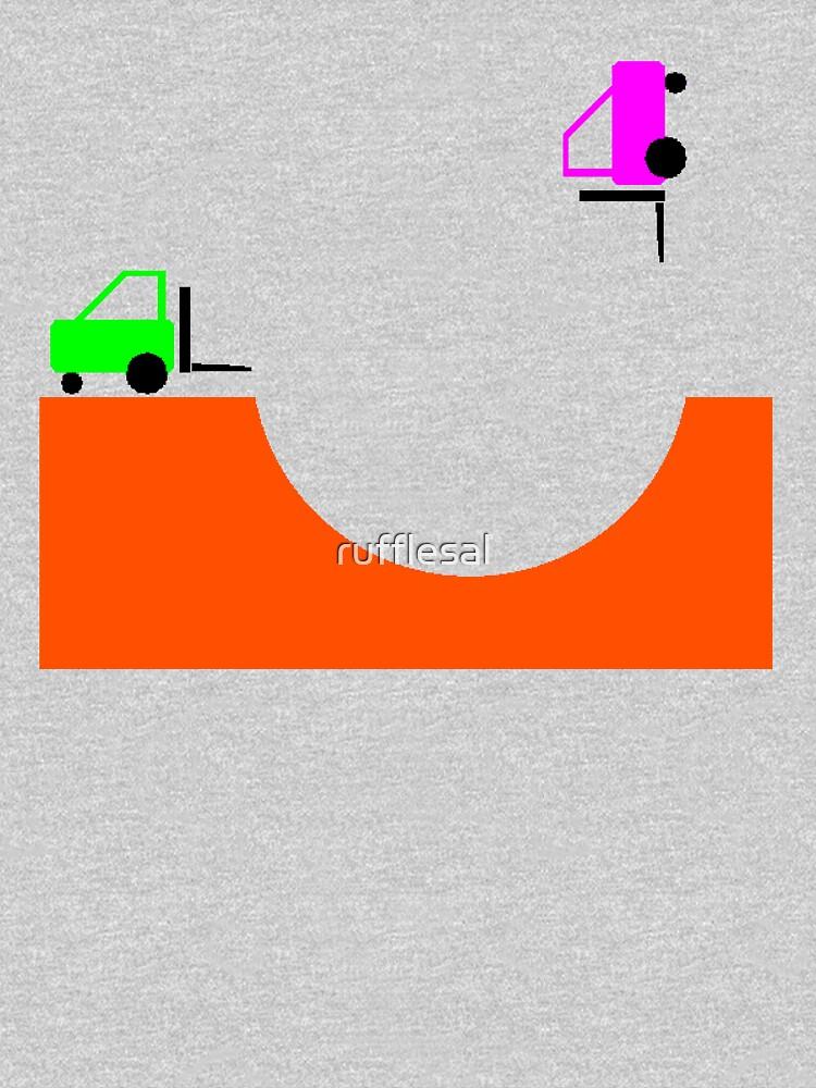 Forky Skate Bowl by rufflesal