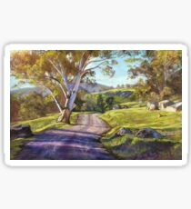 Spring in the Valley - Trawool Sticker