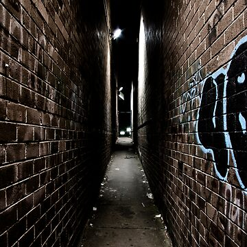 UB Alley by benherman