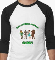 Wizard Of Oz Men's Baseball ¾ T-Shirt