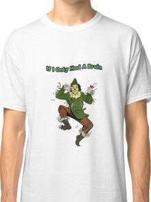 Wizard Of Oz - Scarecrow Classic T-Shirt