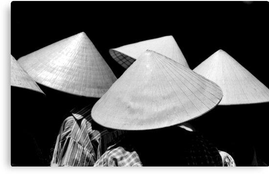 Vietnam hats by deborah parker