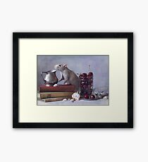 Jimmy..... Framed Print
