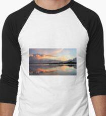 Sunrise Beauty Men's Baseball ¾ T-Shirt