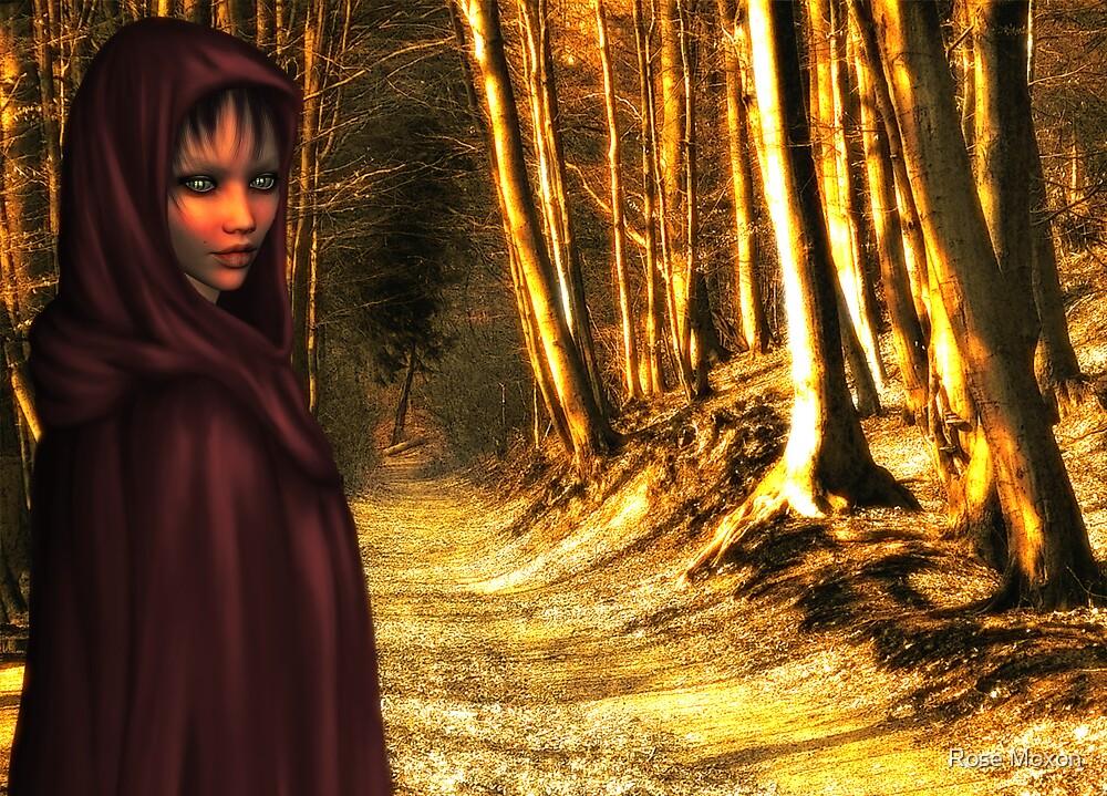 Red Riding Hood - Rose & Hans Kawitzki by Rose Moxon