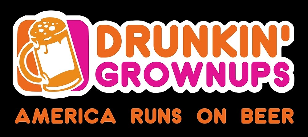 Drunkin Grownups (America Version) by fitoor