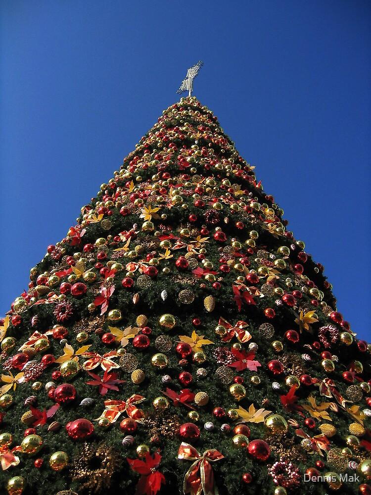 Christmas Tree by Dennis Mak