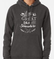 Beauty and The Beast Pullover Hoodie