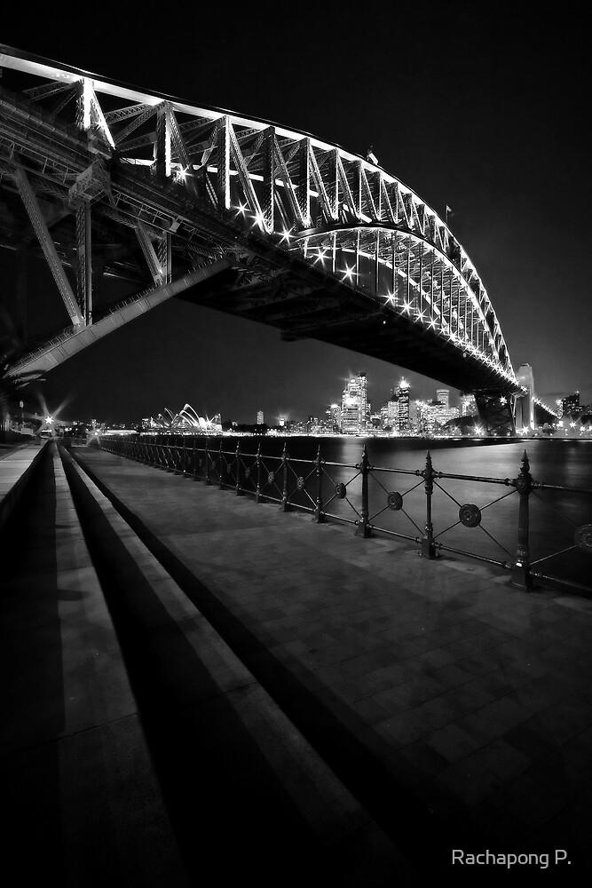 Harbor Bridge  by Rachapong P.