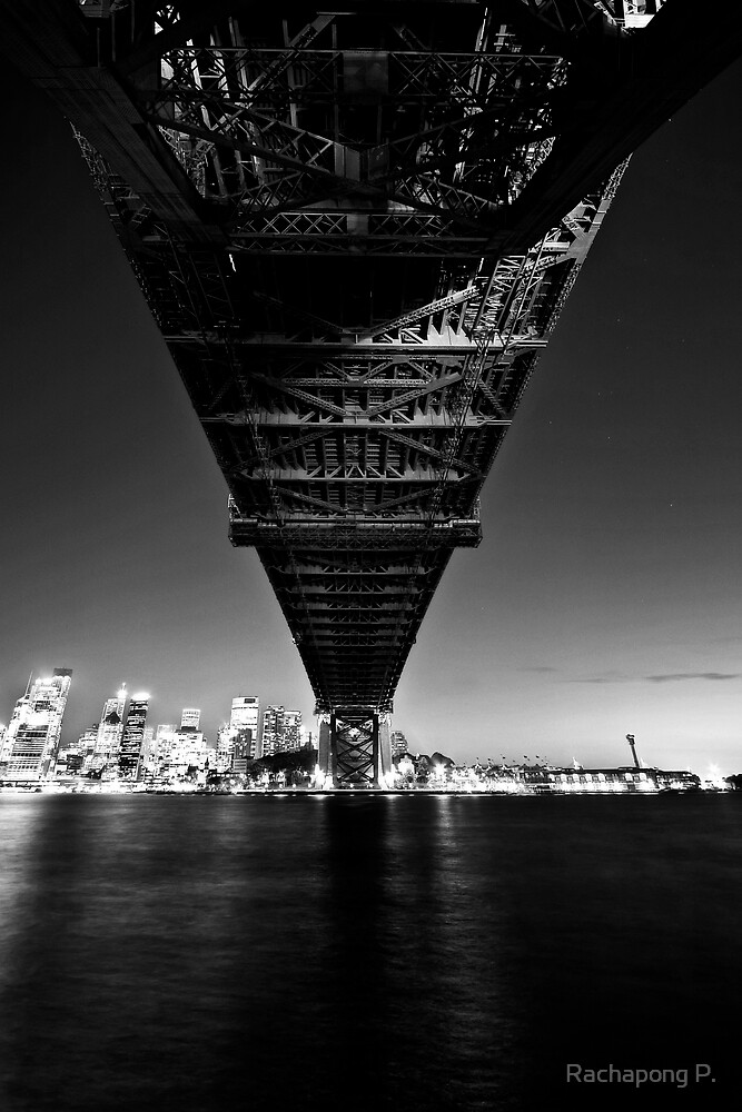 Harbor Bridge by Rachapong P.