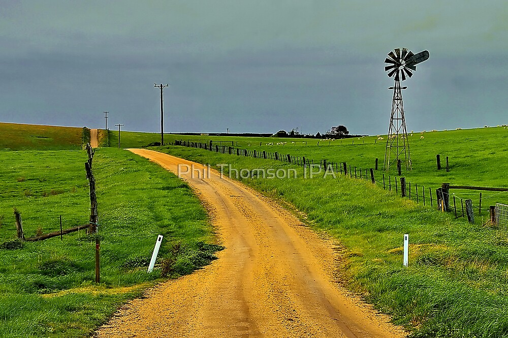 Honey's Road. by Phil Thomson IPA