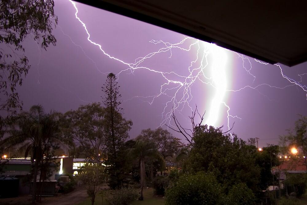 Lightning by Nathan Ashton
