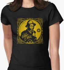 THE GODFATHER OF ROCKSTEADY Womens Fitted T-Shirt