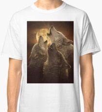 Beautiful  Wolf Classic T-Shirt